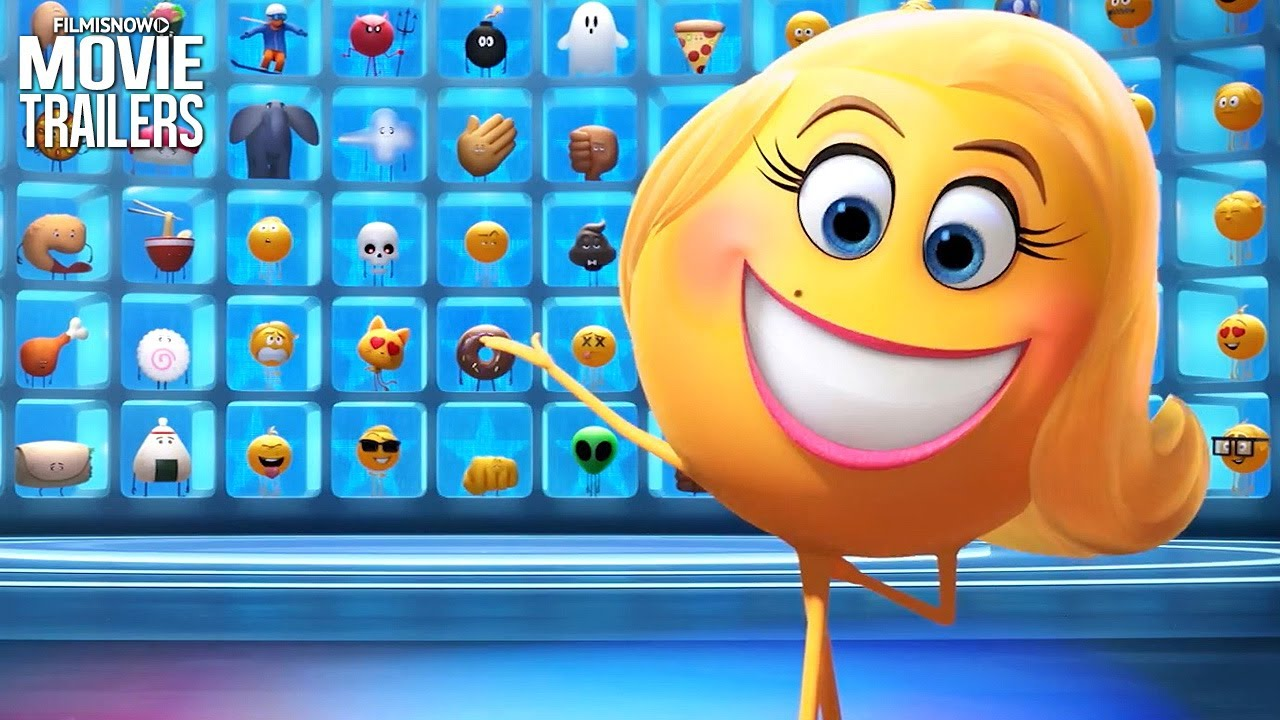 THE EMOJI MOVIE | New Funny clips for the animated comedy