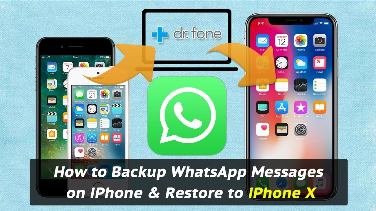 how to backup messages on iphone how to backup whatsapp messages on iphone amp restore to 18584
