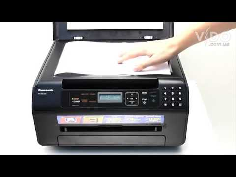 Video giới thiệu Panasonic KX-MB1500 - YouTube