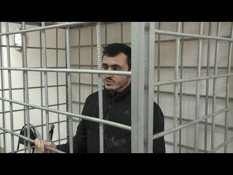 Подозреваемого в участии в кровавом конфликте в Красноармейском районе Волгограда доставили в суд