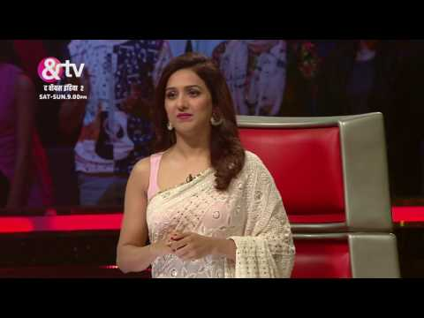 Gurdas Maan Sings With Paras & Parakhjeet | The Liveshows | Moments | The Voice India S2|Sat-Sun,9PM