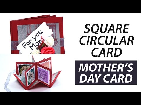 handmade-mother's-day-square-circular-greeting-card---step-by-step-card-making