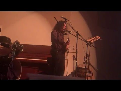 """Healing Prayer"" original song by Alexander Kruszewski performed at One World Coffeehouse"