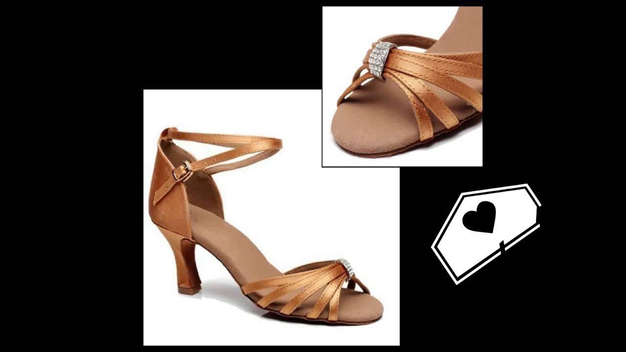 06fd015e9d Zapatos de Baile Zunic - YouTube