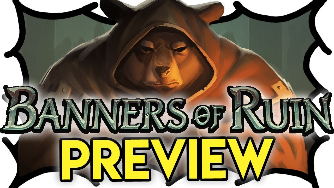 Banners of Ruin Gameplay Preview | MrWoodenSheep (Video Game Video Review)