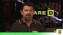 2017 National Electrical Code (NEC) Changes Broadcast