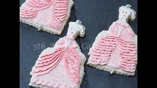 Marie Antoinette Sugar Cookie