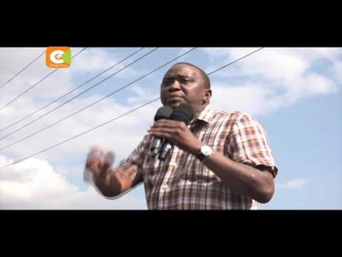 Kenyatta, Ruto mobilize voter registration
