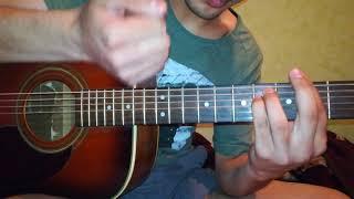Таалай элеси ким күнөлүү гитарада урок разбор классты унутпайбыз
