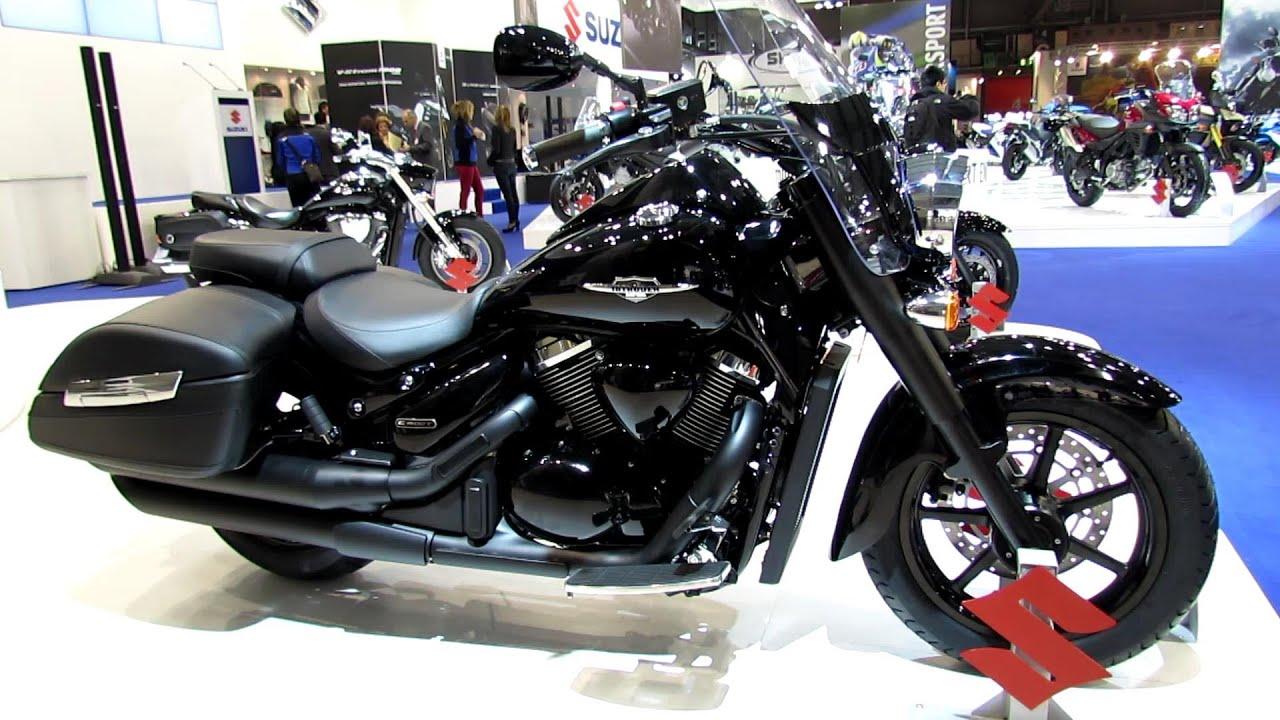 Suzuki vzr 1800 l5 m1800r black edition