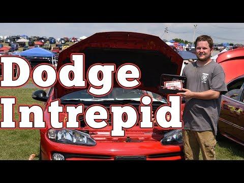 2001 Dodge Intrepid Motorsports Edition: Walk Around
