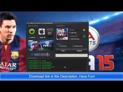 Free Fifa 15 Coins For Android And Ios