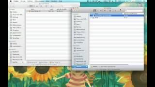 Copy a file which is more than 4 Go / Gb onto a FAT32 hard drive with mac os x.