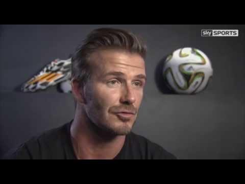David Beckham discusses Luis Suarez moving to Barcelona and Steven Gerrard's future