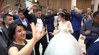Gozel Azerbaycan toyu Russiyada 4К(Красивая азербайджанская свадьба в России,  город Екатеринбург)