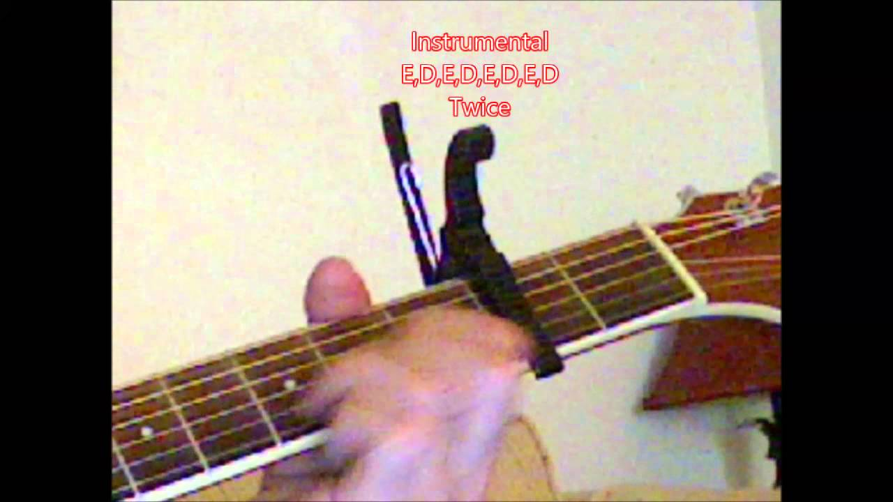 How To Play On Broadway By The Drifters On The Guitar Youtube