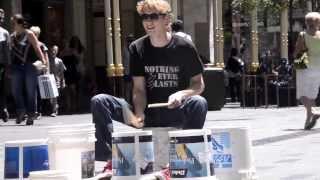 World's Fastest Plastic Bucket Drummer: Chapter 3