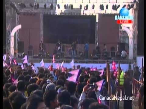 Canadanepal.net @ Sankalpa Desh Bhanau- Concert Sankalpa Tudikhel Nepal  Part 1