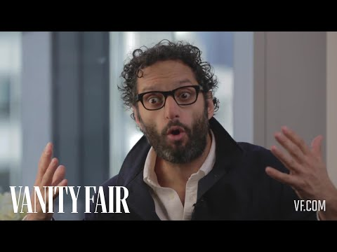 Why Jason Mantzoukas's  Constantly Expect Him to Be Insane