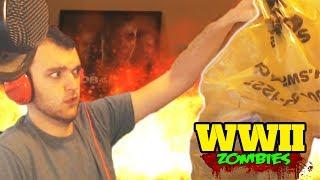 SECRET WW2 ZOMBIES PACKAGE LIVE UNBOXING!!!!