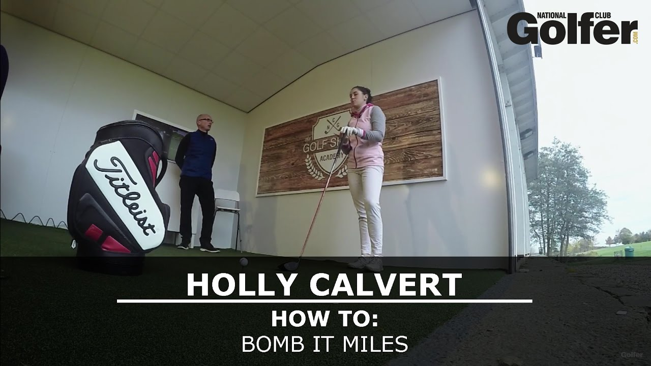 Holly Calvert How To It Miles The Golf Shack Academy