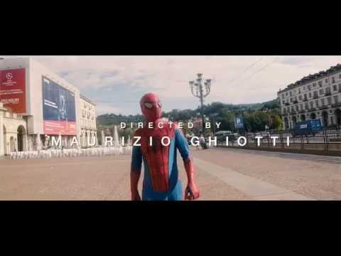 FABIO ROVAZZI - ANDIAMO A COMANDARE (DJ RUBEN REMIX) (Spiderman Official Video)