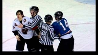 Mike Simpson vs Spencer Humphries Mar 17, 2012