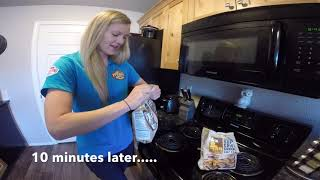 Tater Twins Cook for National French Fry Day!