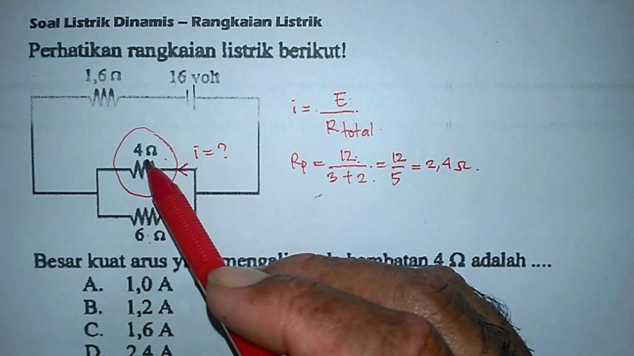 Tutorial listrik dinamis 2 menghitung kuat arus pada suatu tutorial listrik dinamis 2 menghitung kuat arus pada suatu hambatan ccuart Gallery