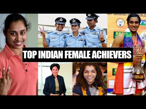 Women's day: Top Indian women achievers who will inspire you: Watch video | Oneindia News