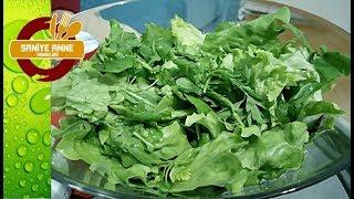 Yeşil Salata Tarifi   Salata Tarifleri