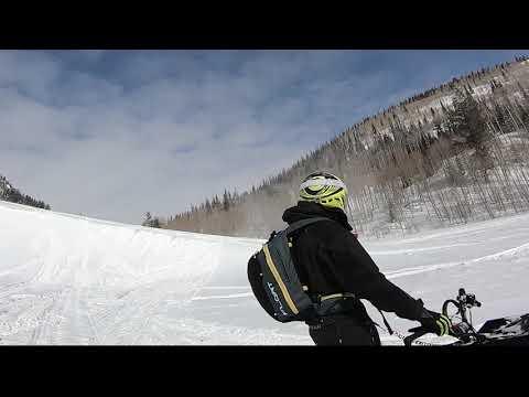 Wolf Creek Utah Snowmobiling 2019-02-23