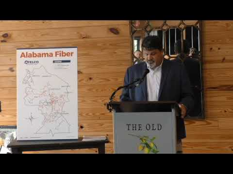 Alabama Broadband Expansion Announcement