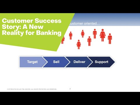 A New Reality for Banking - Developing a Customer Journey