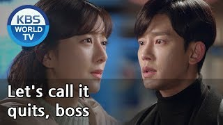 Let's call it quits, boss [Unasked Family/ ENG, CHN / 2020.01.22]