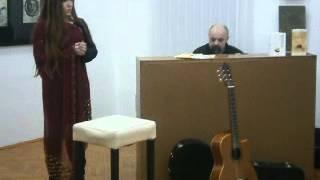 Radost Galonja - Vokaliza (Sergej Rahmanjinov)