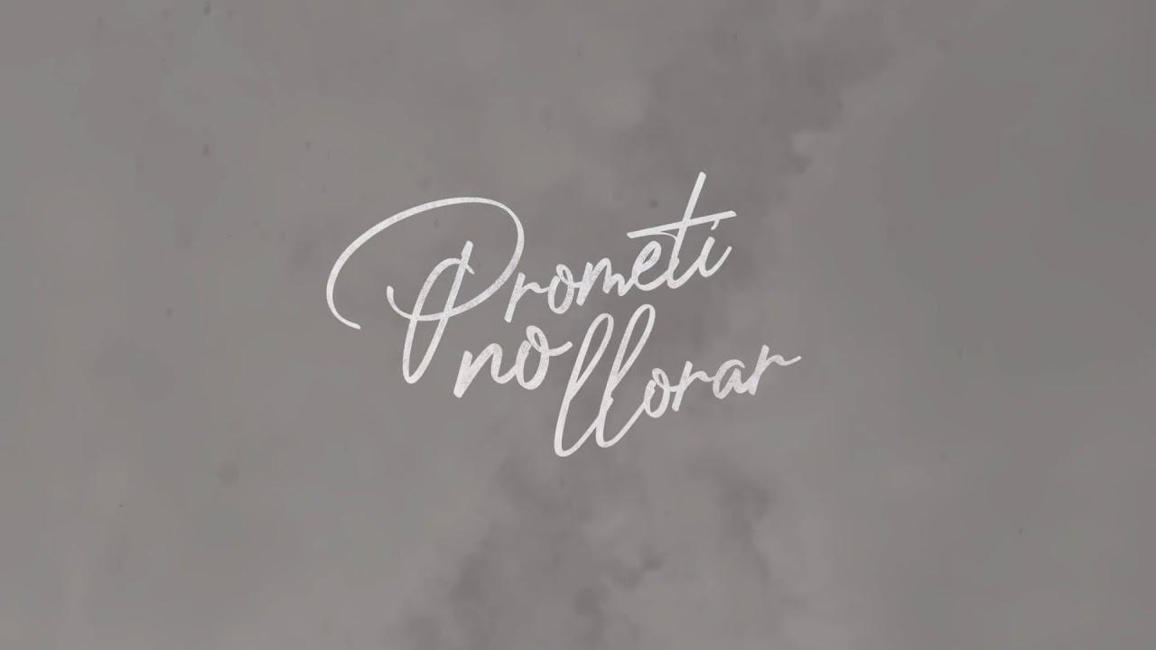 Amara Ignacia ❌Prometí No Llorar (audio Oficial)