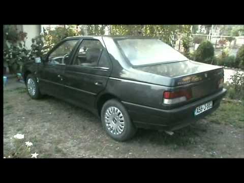 Peugeot 405 GL 1.6 05/1991