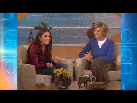 Nikki Reed's First Appearance on Ellen