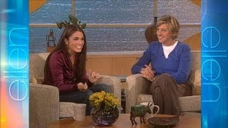 Nikki Reed's First Appearance on Ellen