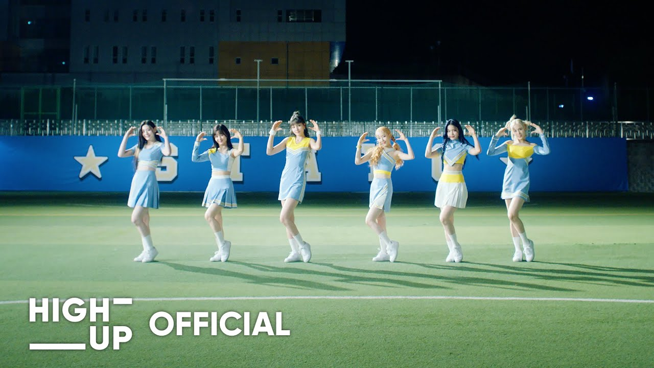 STAYC(스테이씨) '색안경 (STEREOTYPE)' MV Performance Ver.