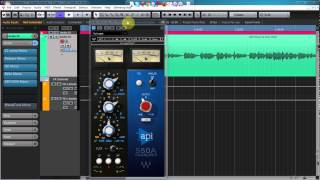 Hướng Dẫn Mix Nhạc Siêu Cơ Bản, Max Gà Với Cubase