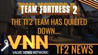 The TF2 Team Quiets Down - TFNN #2