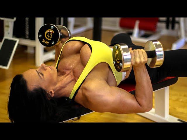 Total Body Workout using only Dumbbells | Cindy Landolt