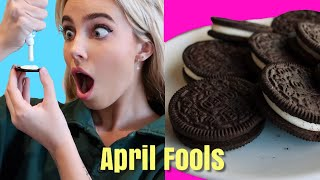 APRIL FOOLS PRANKS!!
