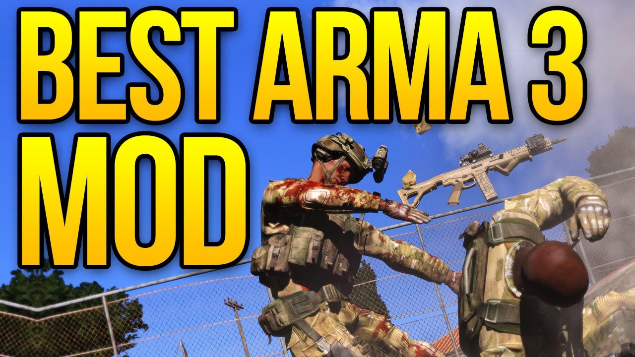 BEST ARMA 3 MOD! (King Of Hill)