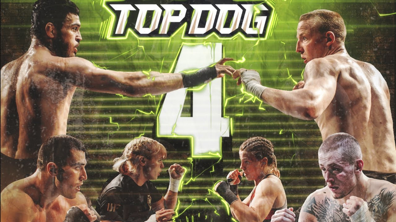 Тизер Top Dog FC 4