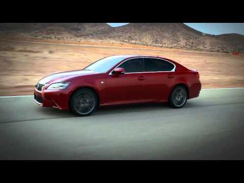 2013 Lexus GS Technology