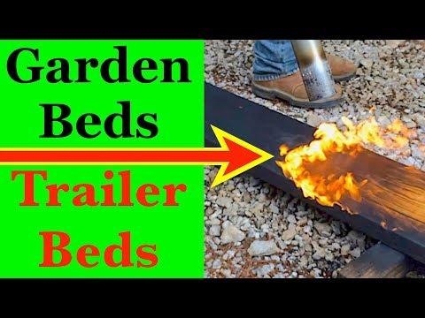 Raised Bed WOOD SEALER - SAFE
