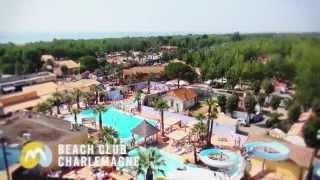 Les Méditerranées, deux campings de luxe dans l'Hérault - Campings.Luxe